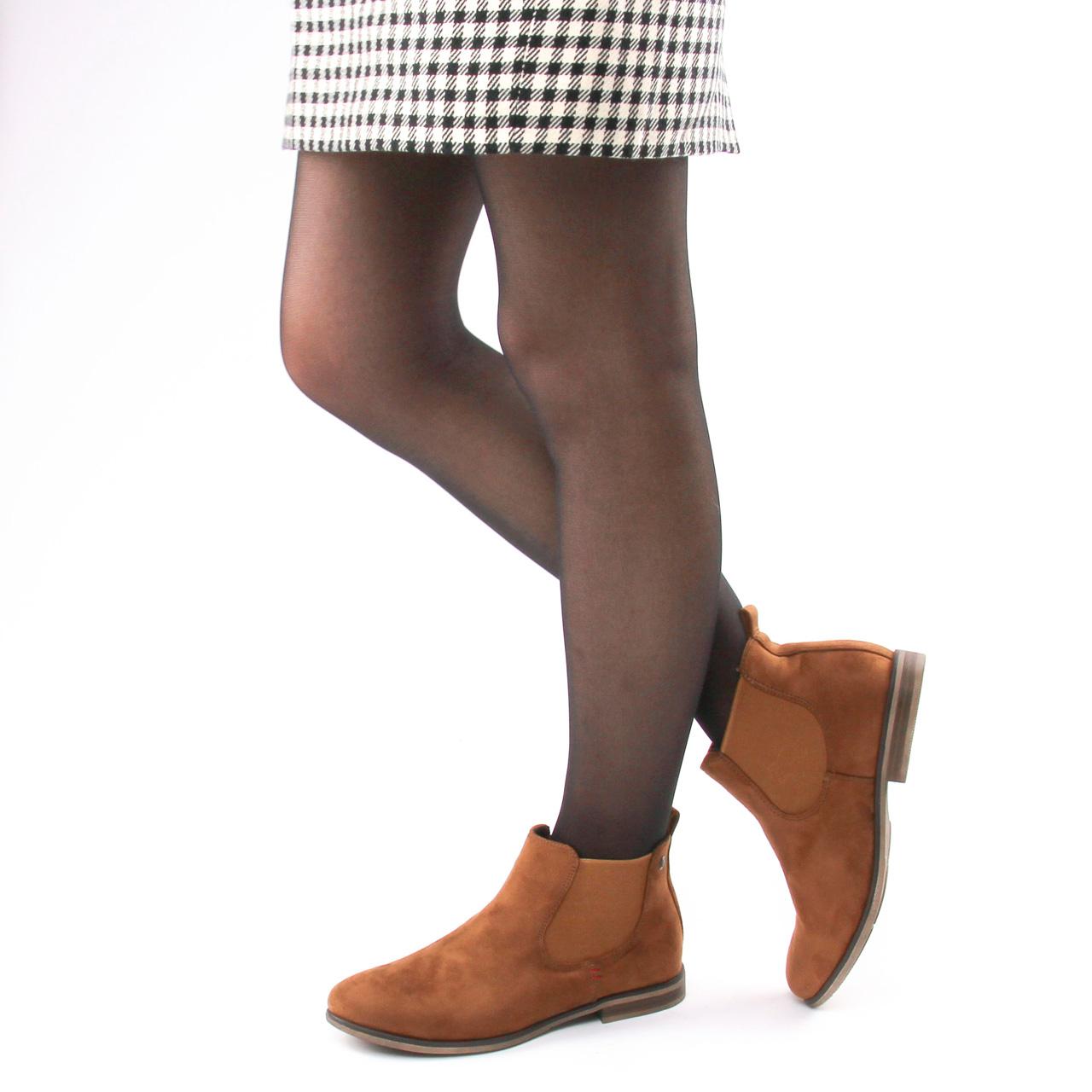 Rieker 90064 24 Brandy | boot élastiquées marron automne