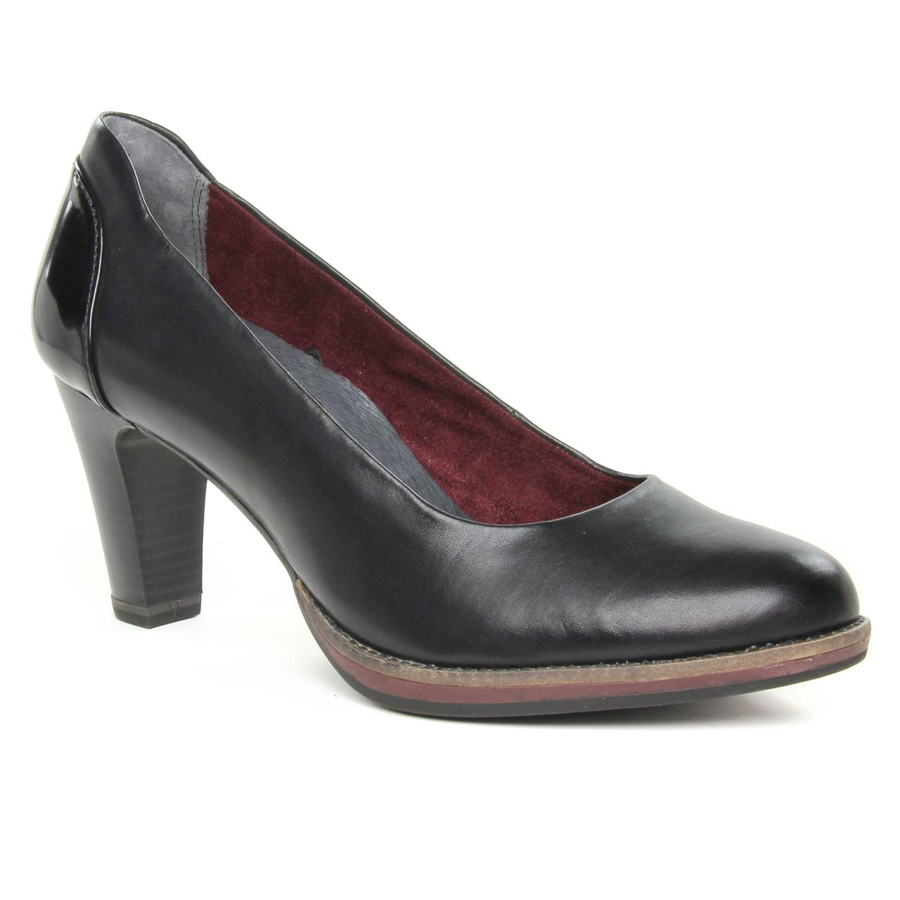 Fee femmes Chaussures escarpins en Noir Tamaris en coloris Black