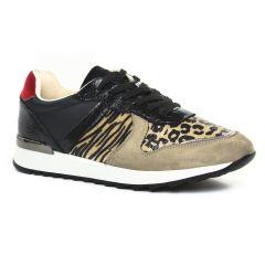Vanessa Wu Bk 1999 Taupe : chaussures dans la même tendance femme (baskets-mode beige noir) et disponibles à la vente en ligne