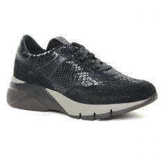 Chaussures femme hiver 2019 - baskets mode tamaris noir