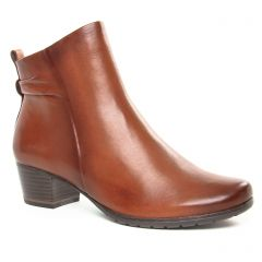 boots-confort marron: même style de chaussures en ligne pour femmes que les Marco Tozzi