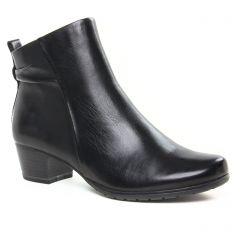 boots-confort noir: même style de chaussures en ligne pour femmes que les Marco Tozzi