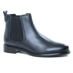 boots-chelsea bleu: même style de chaussures en ligne pour femmes que les Rieker