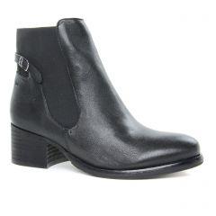 boots-chelsea noir: même style de chaussures en ligne pour femmes que les Laura Vita
