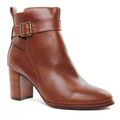 Chaussures femme hiver 2019 - boots Jodhpur Émilie Karston marron