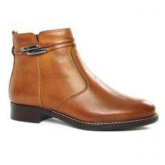 Chaussures femme hiver 2019 - boots Jodhpur tamaris marron