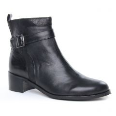 boots-jodhpur noir: même style de chaussures en ligne pour femmes que les Émilie Karston