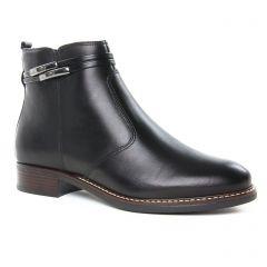 Tamaris 25008 Black : chaussures dans la même tendance femme (boots-jodhpur noir) et disponibles à la vente en ligne