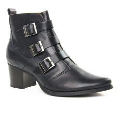 boots noir: même style de chaussures en ligne pour femmes que les Émilie Karston