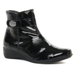 Chaussures femme hiver 2019 - boots Geo Reino noir