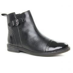 Chaussures femme hiver 2019 - boots marco tozzi noir