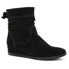 Chaussures femme hiver 2019 - boots tamaris noir