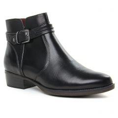 Tamaris 25364 Black : chaussures dans la même tendance femme (boots-jodhpur noir) et disponibles à la vente en ligne