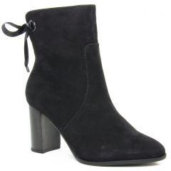 boots noir: même style de chaussures en ligne pour femmes que les Tamaris