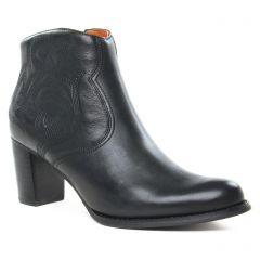 boots-talon noir: même style de chaussures en ligne pour femmes que les Mamzelle