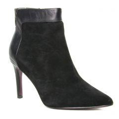 Chaussures femme hiver 2019 - boots talon tamaris noir