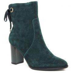 boots vert: même style de chaussures en ligne pour femmes que les Tamaris