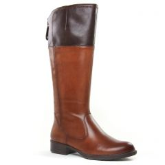 bottes-cavalieres marron: même style de chaussures en ligne pour femmes que les Tamaris