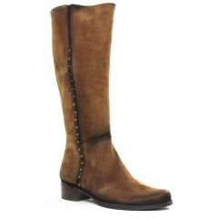 Chaussures femme hiver 2019 - bottes Dorking marron