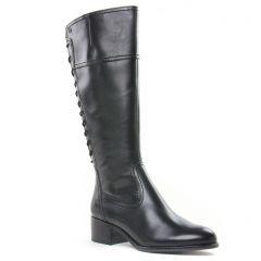 bottes noir: même style de chaussures en ligne pour femmes que les Rieker