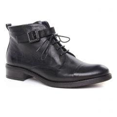 bottines-a-lacets noir: même style de chaussures en ligne pour femmes que les Dorking
