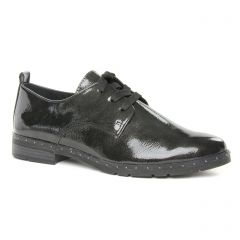 Marco Tozzi 23201 Dk Grey Pat : chaussures dans la même tendance femme (derbys gris vernis) et disponibles à la vente en ligne