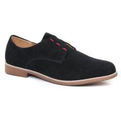 derbys noir: même style de chaussures en ligne pour femmes que les Émilie Karston