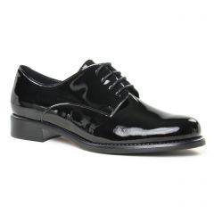 derbys noir vernis: même style de chaussures en ligne pour femmes que les Scarlatine