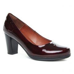 Chaussures femme hiver 2019 - escarpins confort Karston Air bordeaux
