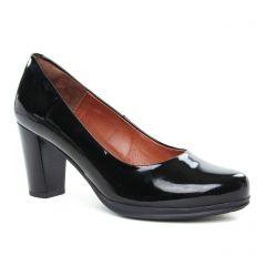 escarpins-confort noir vernis: même style de chaussures en ligne pour femmes que les Laura Vita