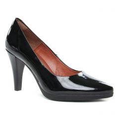 Chaussures femme hiver 2019 - escarpins confort Karston Air noir vernis