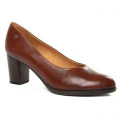 Chaussures femme hiver 2019 - escarpins Pikolinos marron