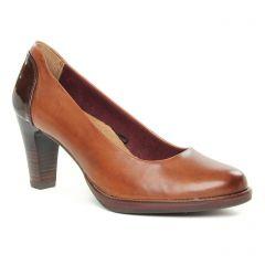 escarpins-confort marron: même style de chaussures en ligne pour femmes que les Tamaris