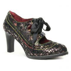 escarpins noir multi: même style de chaussures en ligne pour femmes que les Tamaris