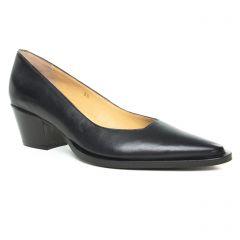 escarpins-trotteur noir: même style de chaussures en ligne pour femmes que les Marco Tozzi