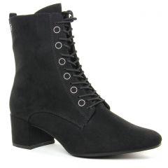 bottines-a-lacets noir: même style de chaussures en ligne pour femmes que les Laura Vita