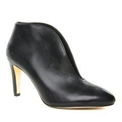low-boots-confort noir: même style de chaussures en ligne pour femmes que les Caprice