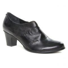 Chaussures femme hiver 2019 - low boots Regarde le ciel noir
