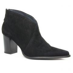 low-boots noir: même style de chaussures en ligne pour femmes que les Scarlatine