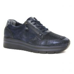 tennis bleu noir: même style de chaussures en ligne pour femmes que les Victoria
