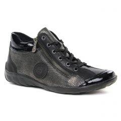 tennis noir argent: même style de chaussures en ligne pour femmes que les Vanessa Wu