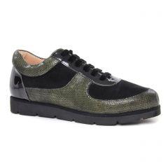 tennis vert noir: même style de chaussures en ligne pour femmes que les Gola