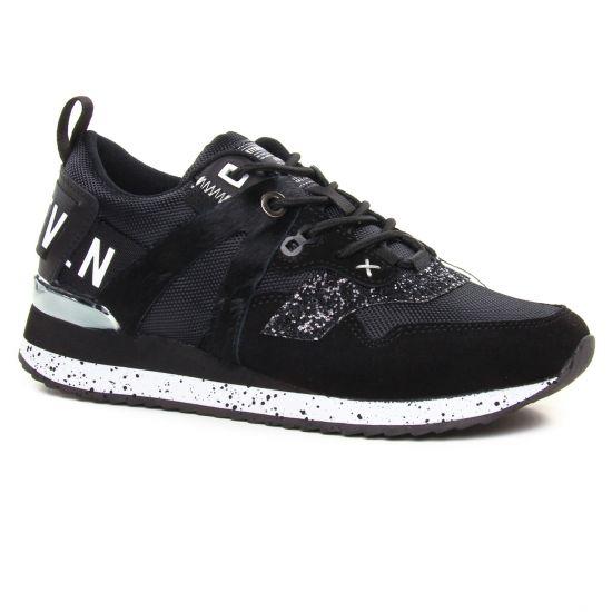 Tennis Et Baskets Mode Sixty Seven 30274 Suede Negro, vue principale de la chaussure femme