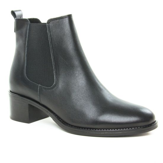 Bottines Et Boots Scarlatine 77765 Noir, vue principale de la chaussure femme