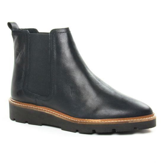 Bottines Et Boots Scarlatine 99175 Noir, vue principale de la chaussure femme