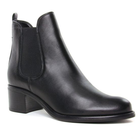 Bottines Et Boots Tamaris 25040 Black, vue principale de la chaussure femme