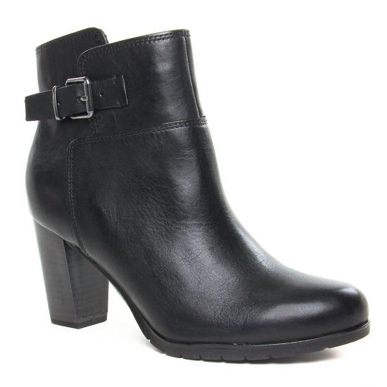 Bottines Et Boots Marco Tozzi 25372 Black Antic, vue principale de la chaussure femme