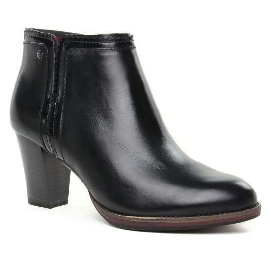 Bottines Et Boots Tamaris 25347 Black, vue principale de la chaussure femme