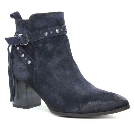 Bottines Et Boots Dorking Lesly D7942 River, vue principale de la chaussure femme