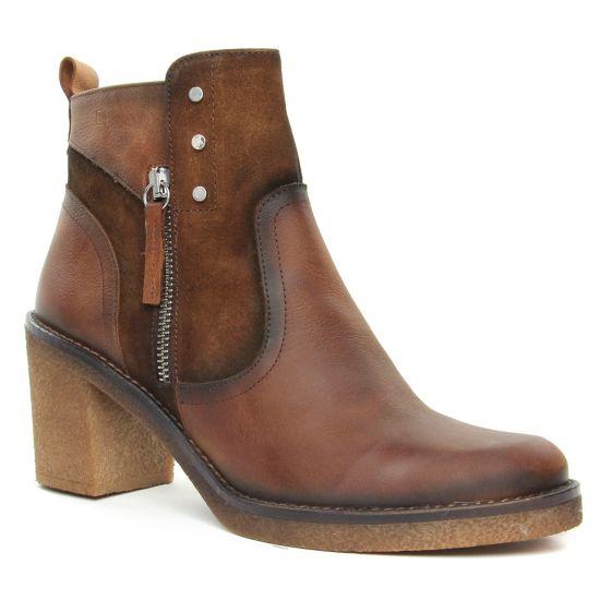 Bottines Et Boots Dorking Rebe D7993 Cuero, vue principale de la chaussure femme